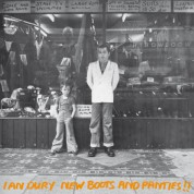 Ian Dury: New Boots And Panties!! - Plak