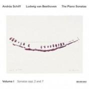András Schiff: Ludwig van Beethoven: The Piano Sonatas, Volume I - CD