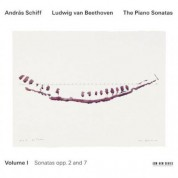 András Schiff: Ludwig van Beethoven: The Piano Sonatas, Volume I - CD