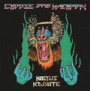 Hiatus Kaiyote: Choose Your Weapon - Plak