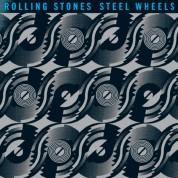 Rolling Stones: Steel Wheels (2009 Remastered/Half Speed) - Plak
