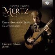 Graziano Salvoni: Mertz: Dances, Nocturnes and Etudes for Guitar - CD
