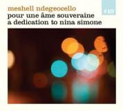 Meshell Ndegeocello: A Dedication to Nina Simone - Plak