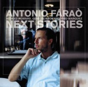 Antonio Faraò: Next Stories - CD