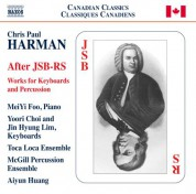 Çeşitli Sanatçılar: Harman: Works for Keyboards & Percussion - CD