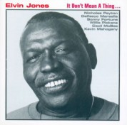 Elvin Jones: It Don't Mean A Thing... - CD
