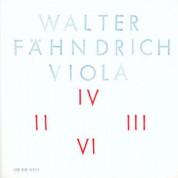 Walter Fahndrich: Viola - CD