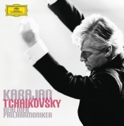 Berliner Philharmoniker, Herbert von Karajan: Tchaikovsky: 6 Symphonien - CD