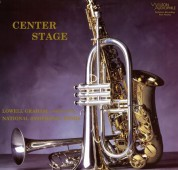 Lowell Graham, National Symphonic Winds: Center Stage - Plak