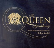 London Voices, London Oratory School Schola, Royal Philharmonic Orchestra, Tolga Kashif: Tolga Kashif: The Queen Symphony - CD
