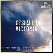 Nigel Short, Tenebrae: Gesualdo: Victoria Tenebrae - CD