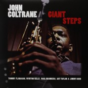 John Coltrane: Giant Steps - Plak