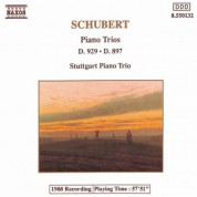 Schubert: Piano Trios in E-Flat Major, D. 929 and D. 897 - CD
