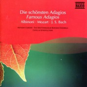 Çeşitli Sanatçılar: Albinoni / Mozart / Bach: Famous Adagios - CD