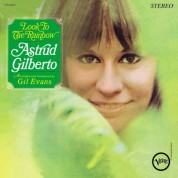 Astrud Gilberto: Look To The Rainbow - Plak