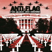 Anti-Flag: For Blood & Empire - Plak