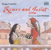 Prokofiev: Romeo and Juliet (Children's Classics) - CD