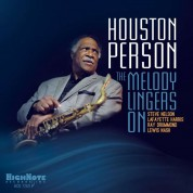 Houston Person: Melody Lingers On - CD