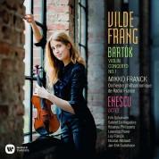 Vilde Frang: Bartok, Enescu: Violin Concerto No. 1, Octet - CD