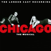 Çeşitli Sanatçılar: Chicago: The London Cast Recording (Limited Numbered Edition - Red Vinyl) - Plak