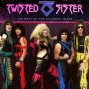 Twisted Sister: The Best Of The Atlantic - CD