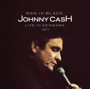 Johnny Cash: Man in Black: Live in Denmark 1971 - CD
