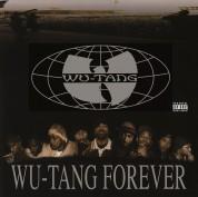 Wu-Tang Clan: Wu-Tang Forever - Plak