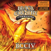 Black Country Communion: BCCIV (Orange Vinyl) - Plak