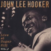 John Lee Hooker: Live at Sugar Hill 2 - CD