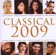 Çeşitli Sanatçılar: Classical 2009 - CD