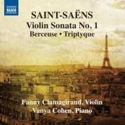 Fanny Clamagirand: Saint-Saëns: Music for Violin and Piano, Vol. 1 - CD