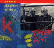 Lee Konitz: Three Guys - CD
