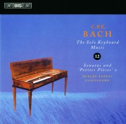 C.P.E. Bach: Solo Keyboard Music, Vol. 12 - CD