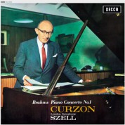 Sir Clifford Curzon, London Symphony Orchestra, George Szell: Brahms: Piano Concerto No. 1 - Plak
