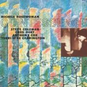 Michele Rosewoman: Quintessence - CD