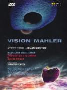 Karina Gauvin, Yvonne Naef, WDR Sinfonieorchester Köln, NDR Choir, WDR Choir, Semyon Bychkov: Vision Mahler - Mahler's Symphony No. 2 - DVD