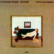 Colours, Eberhard Weber: Little Movements - CD