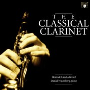 Henk de Graaf, Daniël Wayenberg: The Classical Clarinet - CD