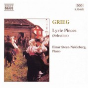 Grieg: Lyric Pieces, Books 1 - 10 (Selection) - CD