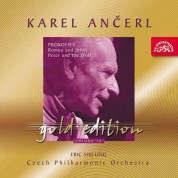 Karel Ancerl, Eric Shilling: Prokofiev: Romeo and Juliet & Peter and the Wolf - CD