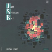 The Swingle Singers: Jazz Sebastian Bach - CD