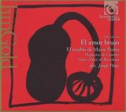 Orquestra de Cambra, Teatre Lliure de Barcelona: De Falla: El amor brujo - CD