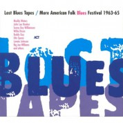 Memphis Slim: Lost Blues Tapes - More American Folk Blues Festival 1963-65 - CD