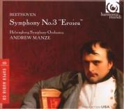 Helsingborg Symphony Orchestra, Andrew Manze: Beethoven: Symphony no.3 - SACD