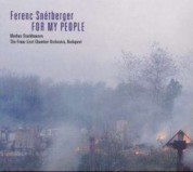 Ferenc Snétberger: For My People - CD