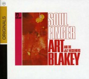 Art Blakey & The Jazz Messengers: Soul Finger - CD