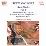 Szymanowski: Piano Works, Vol.  1 - CD