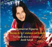Montserrat Figueras, Jordi Savall: Cançons de la Catalunya Mil-Lenaria - SACD