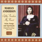Anderson, Marian: Softly Awakes My Heart (1924-1944) - CD