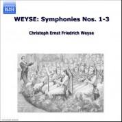 Weyse: Symphonies Nos. 1-3 - CD